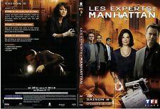 LES EXPERTS MANHATTAN  - SAISON 8 - EPISODES 16 A 18