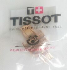 NEW SEALED TISSOT 18mm ROSE GOLD BUCKLE CLASP  FOR T17 T41 T461 PRC200 STRAP