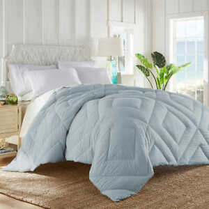 NEW Tommy Bahama Waterwashed Down Alternative Comforter