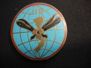 ARVN Air Force FLYING GROUP 110 - Vietnam War Beercan Insignia
