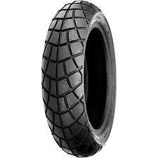 Shinko Front Dual Sport SR428 130/80-18 Tyre (DOT) YAMAHA TW200 OEM