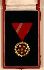 HUNGARY: Medal For Distinguished Military Service w/box