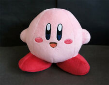 "6"" Kirby Fuzzy Plush Doll Soft Toy Super Star"