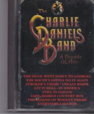 The Charlie Daniels Band-A Decade Of Hits minidisc album