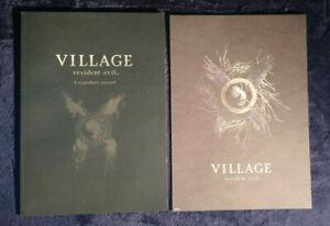 Resident Evil Village Collectors Art Book + Poster