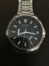 Citizen CB0010-53L Eco-Drive World Radio Control Perpetual Calendar Watch $475