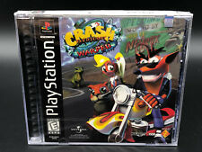 Crash Bandicoot: Warped (Sony PlayStation 1, Ps1) *New - Sealed - Black Label*