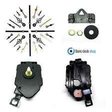 New Replacement Pendulum Ticking Quartz Clock Movement Mechanism & Metal Hands