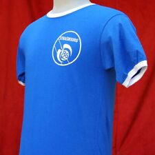 maillot shirt maglia RC. STRASBOURG 80's Supporter Football vintage