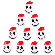 10pcs Jack Skillington the Nightmare Before Christmas Flatback Resin for Bows