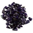 Amethyst-Stein sortierte Größen trommelte natürliche Großhandels-Edelstein-Masse