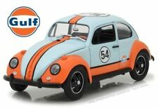 VW Beetle Diecast Model Greenlight Gulf 1:18 Preorder