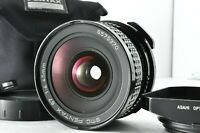 [Near Mint w/Bag] SMC PENTAX 67 45mm f/4 Lens for 6x7 67 by DHL from Japan #637