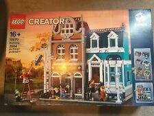 Lego Bookshop 10270 Creator Modular Birthday Gift Present Rare Set Sold out New