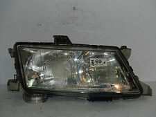 Saab 95 1998-2002 Right Off Driver Side Front Headlight  SAB 69L