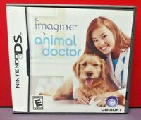 Imagine Animal Doctor  - Nintendo DS DS Lite 3DS 2DS Game Complete + Tested