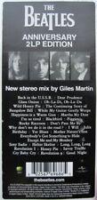 THE BEATLES White Album 50TH ANNIVERSARY 2LP Vinyl NEW & SEALED sgt pepper