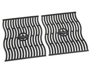 Napoleon S83006 Cast Iron Cooking Grids (2 Pack)