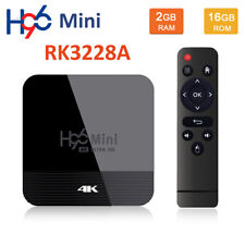 For Android TV Set Top Box H96 Mini Network Quad-Core Mali-400Up Media Player