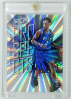 2018 Panini The National Prospects Rainbow Spokes Gary Trent Jr. #P11, #'d/49