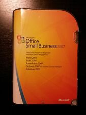 Microsoft Office 2007 Small Business/ Vollversion /deutsch / Retailbox W87-01080