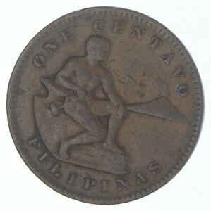 1904 Philippines 1 Centavo - TC *607
