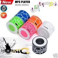 Fashion Mini Clip Metal USB MP3 Player Support 32GB Micro SD TF Card Music Media