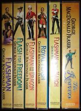 FLASHMAN Audiobooks by George MacDonald Fraser - 5 Books On 1 MP3 Data DVD disc.