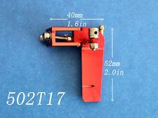 CNC Aluminum Boat Rudder 52mm length for mini size boat