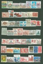 Cats Used European Stamps