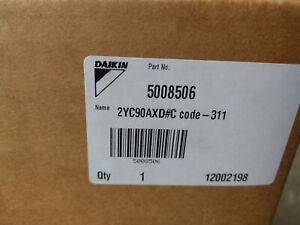 Daikin Air Conditioning Compressor 5008506 New Boxed 2YC90AXD RZQG100L