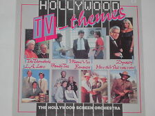 HOLLYWOOD TV THEMES - (Miami Vice, Bonanza, Dynasty...) LP Soundtrack  OST