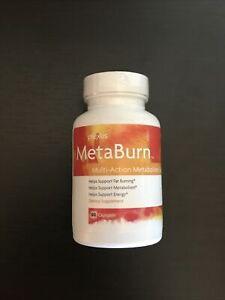 PLEXUS METABURN FAT BURNER MOOD & ENERGY BOOSTER!  60 COUNT NEW!! EXP  07/22
