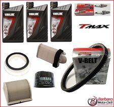 KIT TAGLIANDO OLIO TUTTO ORIGINALE YAMAHA TMAX T-MAX 500 2001 2002 2003 2004