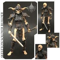 Brand New (in hand) Mythic Legions Skeleton Soldier Builder 2.0
