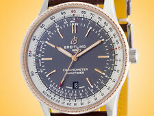 Breitling Navitimer Automatic 41 Lucerne Boutique Edition Stainless Steel Watch