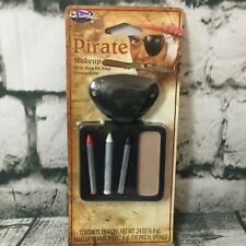 Costume/Halloween Pirate Makeup Crayon Eye Patch Fun World
