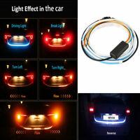 "48"" Car Trunk LED Strip Lights Rear Tailgate Turn Signal Reverse Brake Indicator"