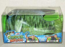Chuck Mouth Bass Aerodynamic Flying Fish 2016 Diggin Active NEW