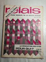 N52 Relais région Minière mars 1973 n°47 la rénovation des cités, brasserie