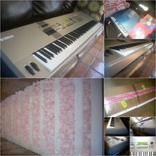 Yamaha Motif Original 8 88+Manual+Pedal+Ram+DVD+Fast/Safe/Shp EXCELLENT !!!!!