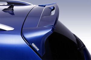 JE DESIGN Dachkantenspoiler passend für VW Touareg 7P ab 04.10