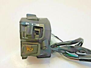 ajs jsm 50 - left switch gear