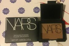 NARS Bronzing Powder Bronzer LAGUNA Brown w/Shimmer Travel Size .08oz/2.5g