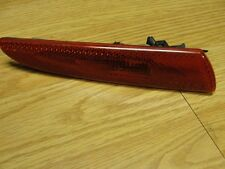 Jaguar X-type 02-06 Red Rear Driver Side Marker Light Assembly 89023559 89023553
