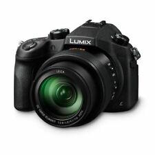 Panasonic LUMIX DMC-FZ1000 16x Zoom 3Inch 20.1MP Digital Camera - Black