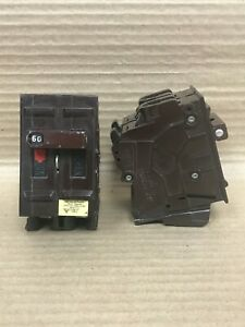 New WADSWORTH 2 Pole 60 Amps Circuit Breaker Type A A260 A260NI new no box