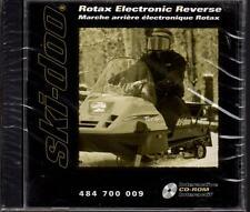 1998 SKI-DOO ROTAX ENGINE ELECTRONIC REVERSE CD-ROM NEW P/N 484 700 009  (730)