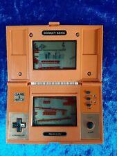 *Nintendo 1982 made in Japan Donkey Kong vintage game & watch multi screen