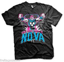 MARVEL NOVA  T-Shirt  camiseta cotton officially licensed